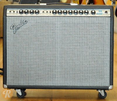 Dating fender twin reverb amps